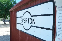 Everton Rail Trail Station
