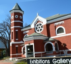 Wangaratta Exhibitions Gallery