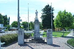 Mytrleford War Memorial