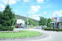 Myrtleford Main Street